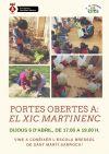 Cartell El Xic Martinenc