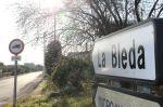 Rètols carretera La Bleda (1)