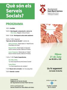 Programa serveis socials