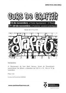 Curs de graffiti
