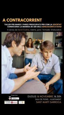 Taller per pares i mares preocupats pels adolescents