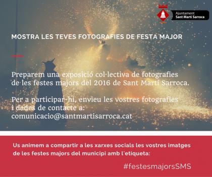 Mostra les teves fotografies de Festa Major