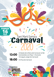 cartell carnaval 2020